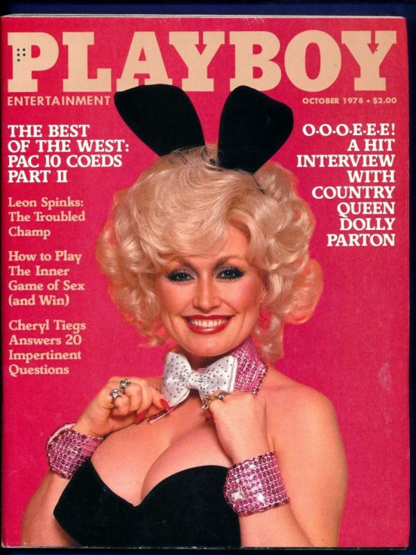 Dolly Parton In The Nude