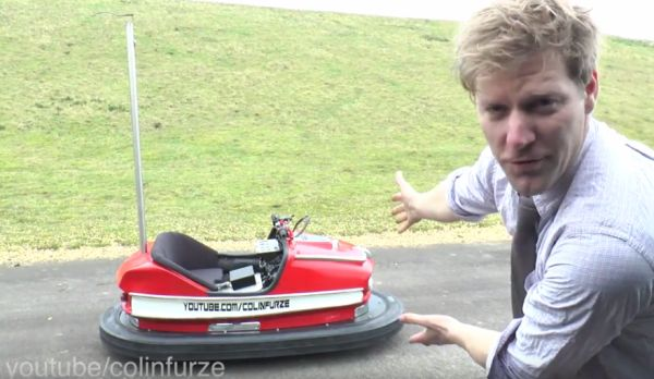 World's Fastest Bumper Car