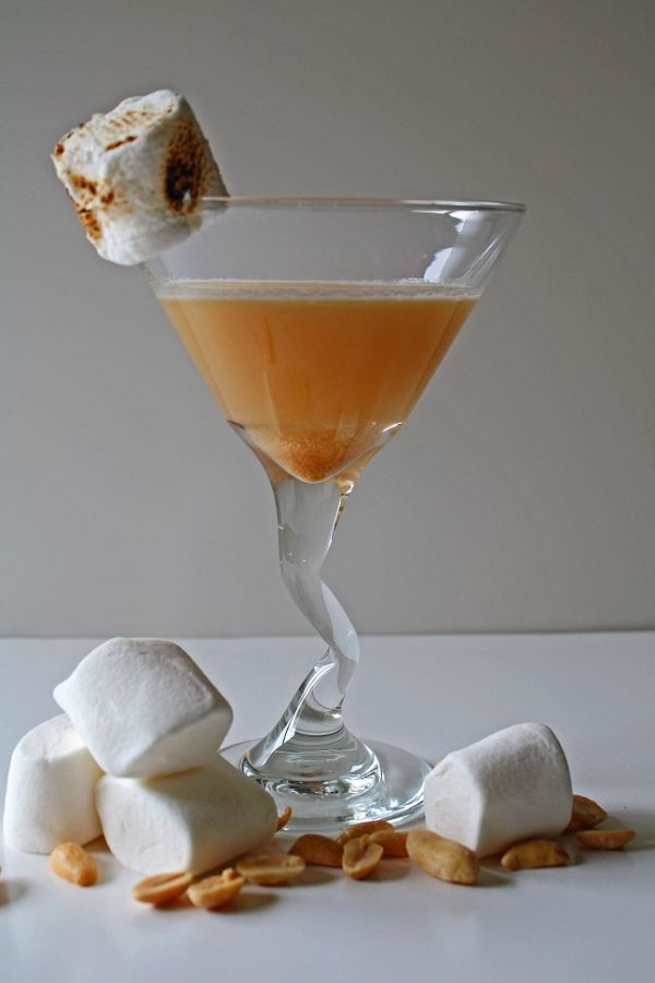 fluffernutter cocktail