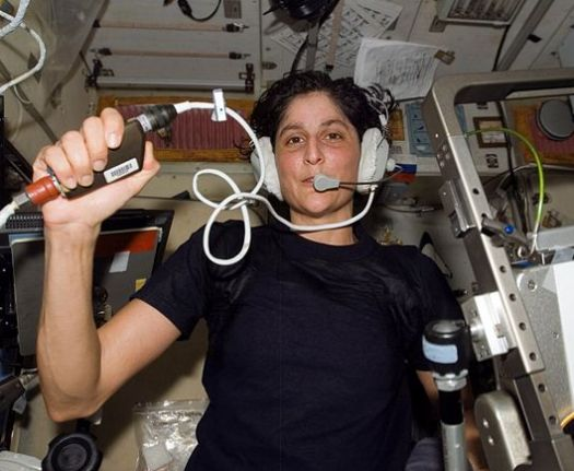 sunita williams in space station-#17