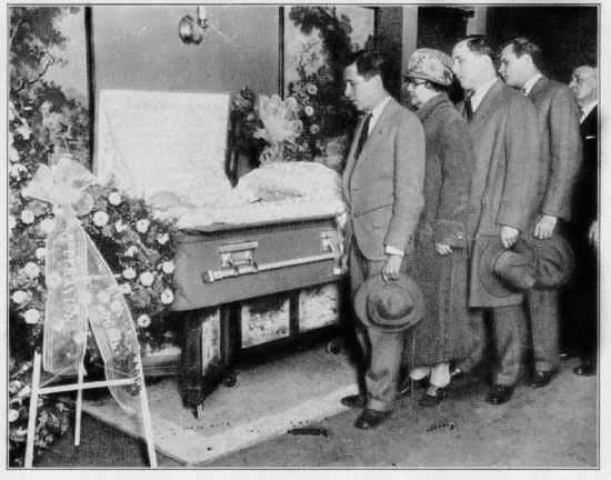 The Death of Harry Houdini - Neatorama