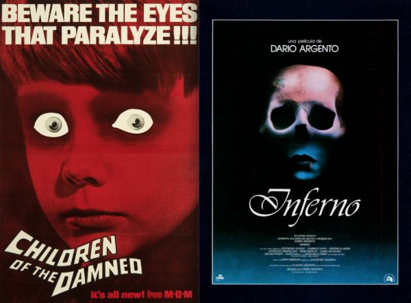 the 50 greatest horror movie posters of all time neatorama
