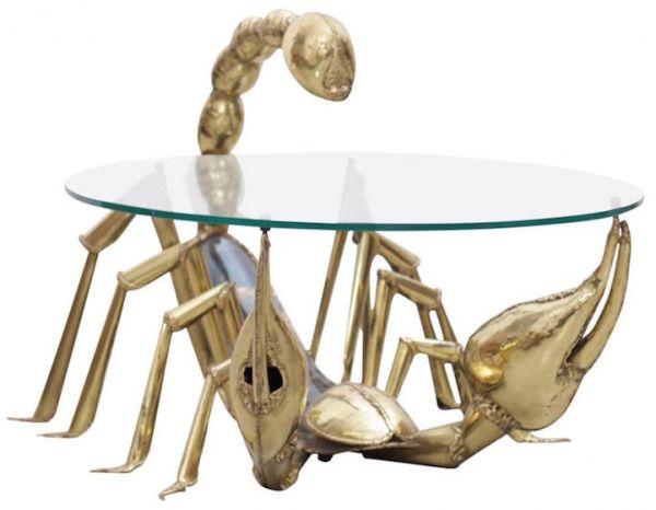 Jacques Duval Brasseuru0027s Monstrous Tables