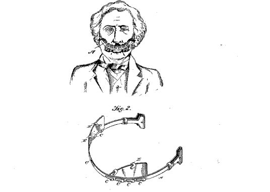 moustache trainer