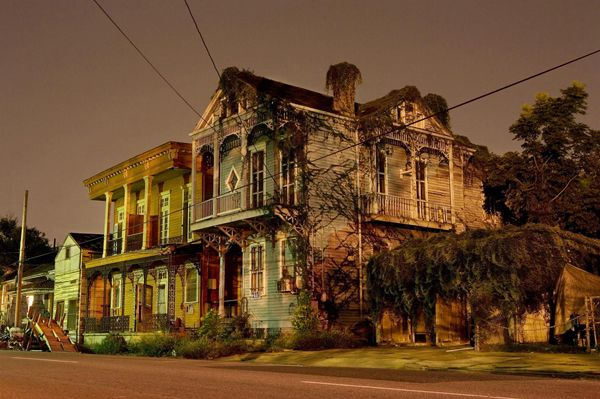 New Orleans Folklore New Orleans is a Mysterious