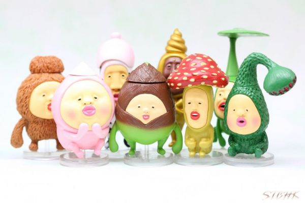 Cute Japanese Toys : Ten weird and wonderful toys from japan neatorama