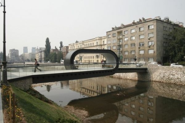 looping bridge