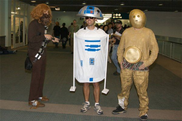 The Silly Side Of Star Wars Cosplay - 39.5KB