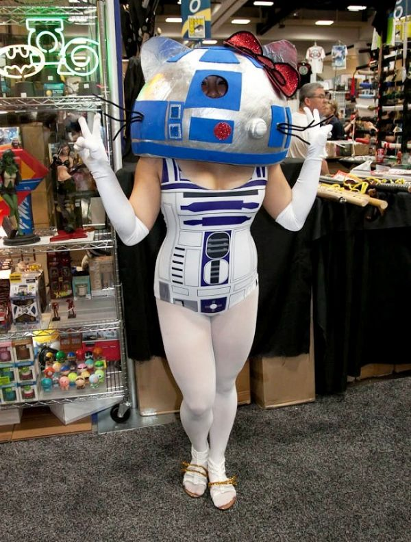 the silly side of star wars cosplay neatorama