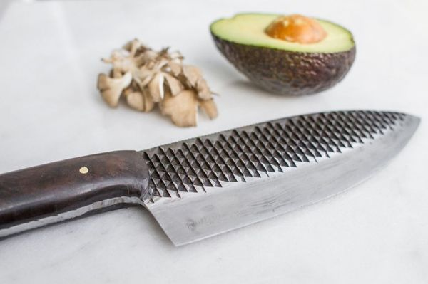 Farrier Tools Turned Into Chef Knives