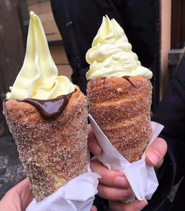 Pastry Ice Cream Cones Are the Greatest Invention in Human ...