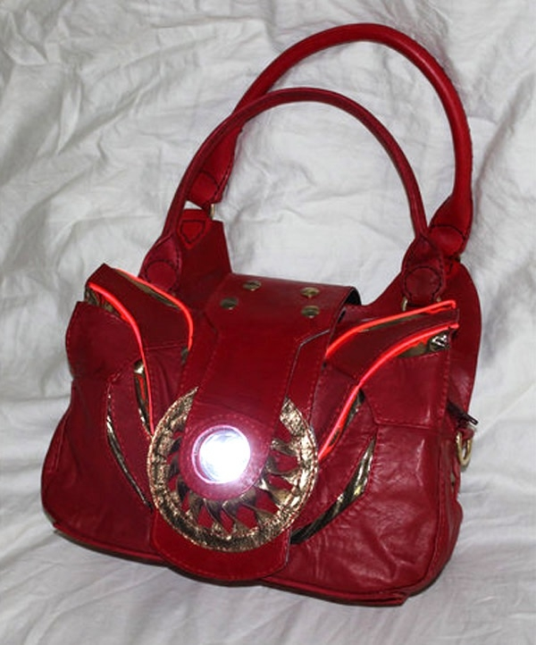 Iron Man handbag