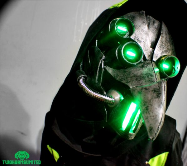 incredibly detailed plague doctor helmet mask neatorama