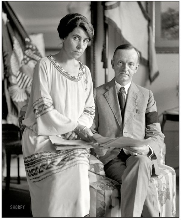 Dour President Calvin Coolidge And The Sex Life Of A Rat