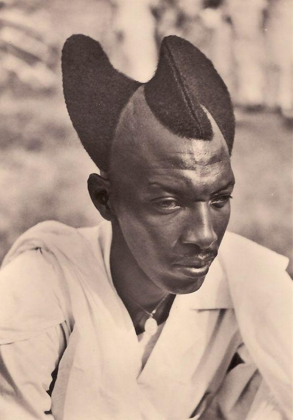 The Amasunzu A Uniquely Rawandan Hairstyle Neatorama