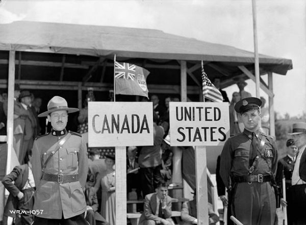 War Plan Red The U S Plan To Invade Canada Neatorama