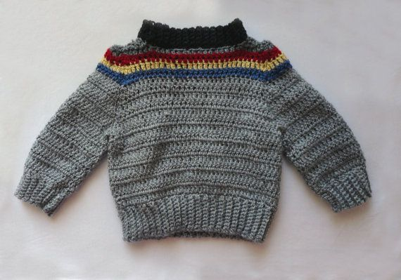 Wesley Crusher sweater