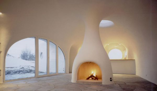 Check out these dreamy earth houses in switzerland for Earth house switzerland