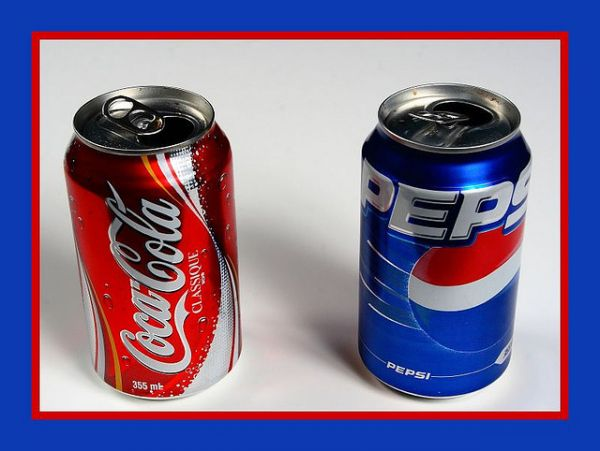 coke vs pepsi Coca-cola is about to put a massive restructuring behind it and has more  momentum than pepsico right now.