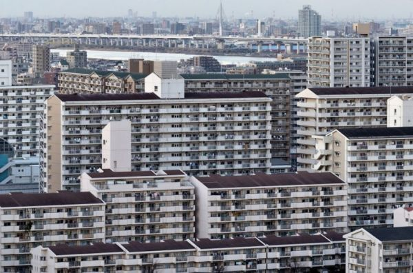 This Is What The Residential Areas In The World's Largest Cities Look Like