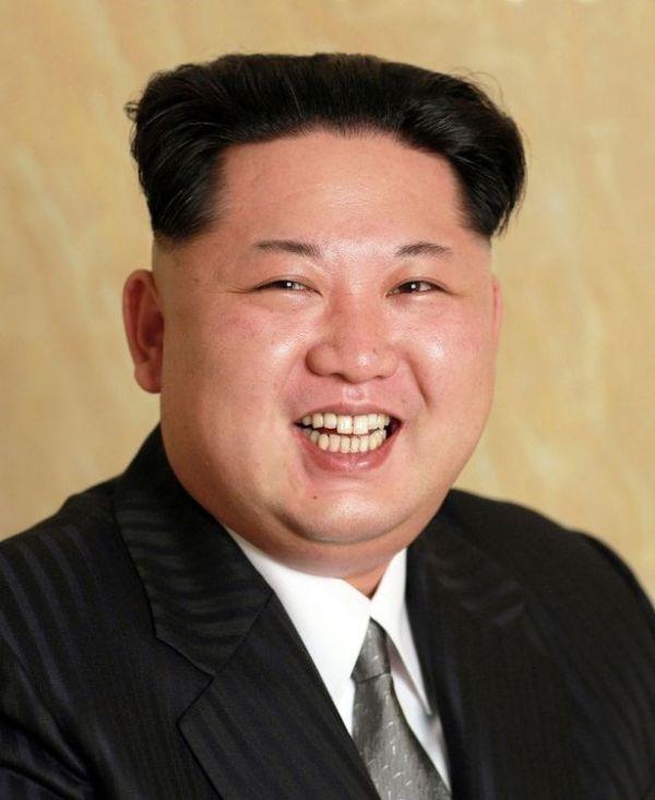 Kim Jong-Un's Untouched Publicity Photo Leads To Photoshop Perfection