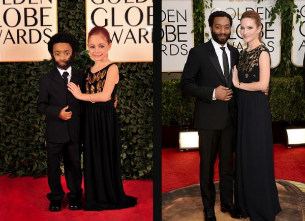 Children Dressed as Celebrities at the Golden Globes ...