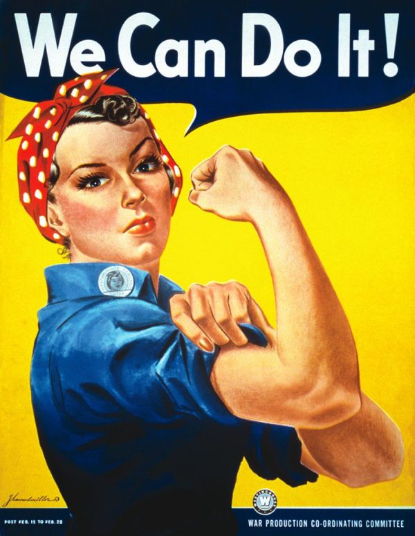 The Real Rosie the Riveter Has Been Found