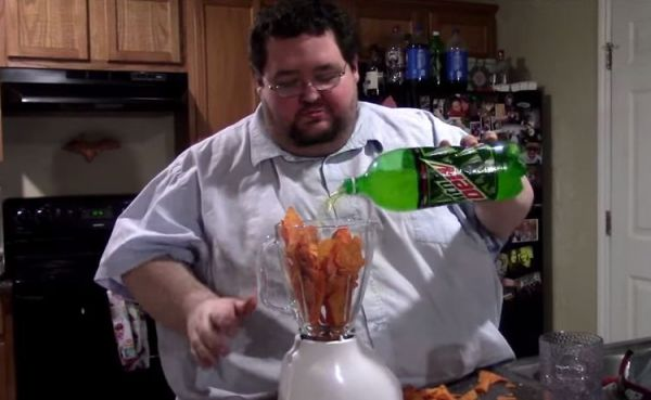 How To Make Doritos Flavored Mountain Dew At Home Neatorama