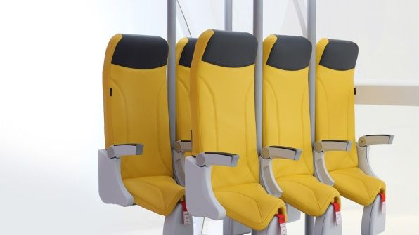 Skyrider 2.0, the Airline Saddle