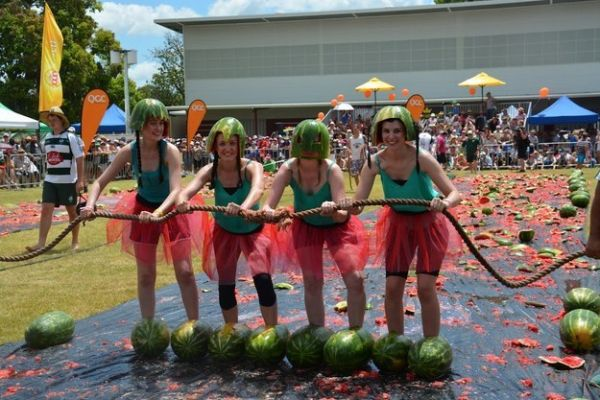 Skiing on watermelons[1]- Chinadaily.com.cn