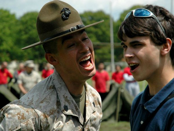 Veterans Share Their Hilarious Stories From Boot Camp