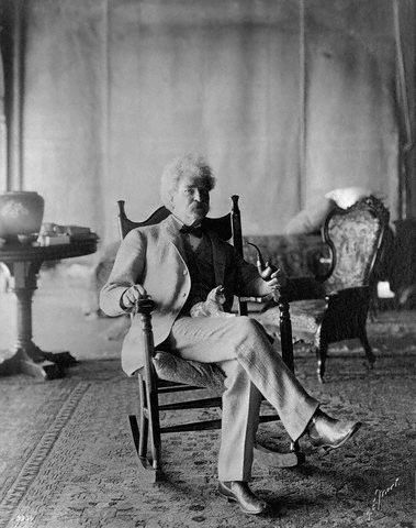 a brief history of the life of mark twain The life that shaped mark twain's anti-slavery views  whose countless  schemes to get rich quick threatened again and again to bring him to ruin but  above.
