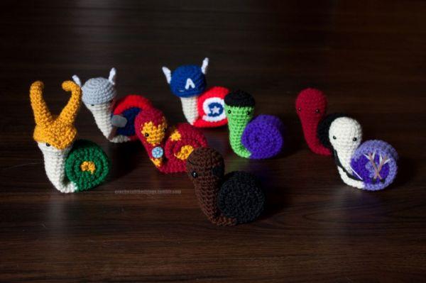 snail Avengers