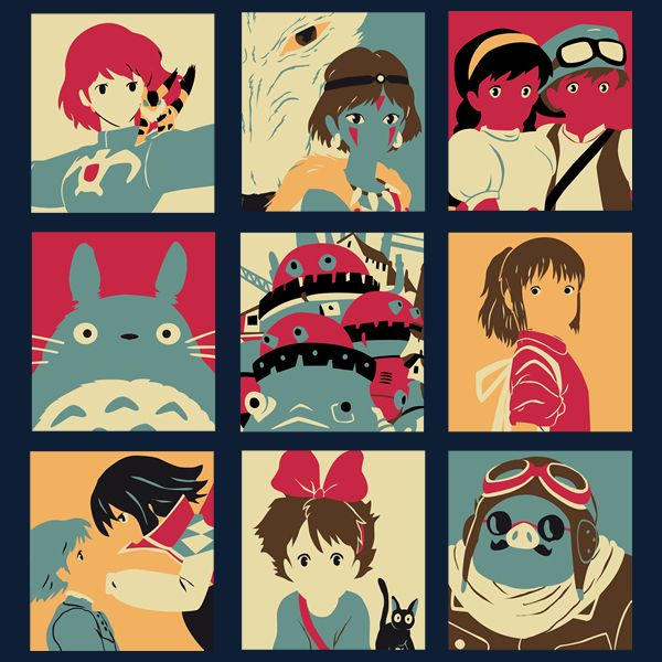 40 awesome t shirts featuring anime inspired artwork neatorama. Black Bedroom Furniture Sets. Home Design Ideas