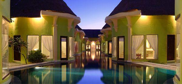 Lagoon Villa Bali