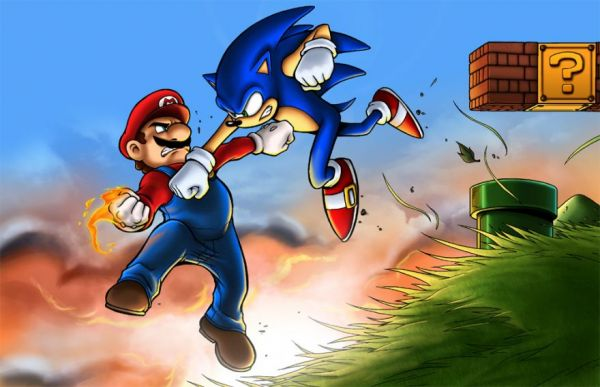 How Rivals Mario And Sonic Became Friends At The Olympic