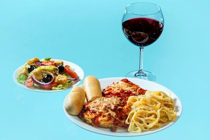 2 000 calories worth of food from various restaurants - Low calorie meals at olive garden ...