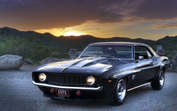 Odd And Rare Muscle Cars You Dont See Every Day Neatorama - Muscle car