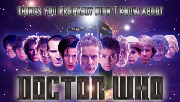 Doctor who  - Magazine cover