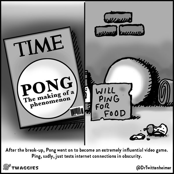 ping-pong cartoon