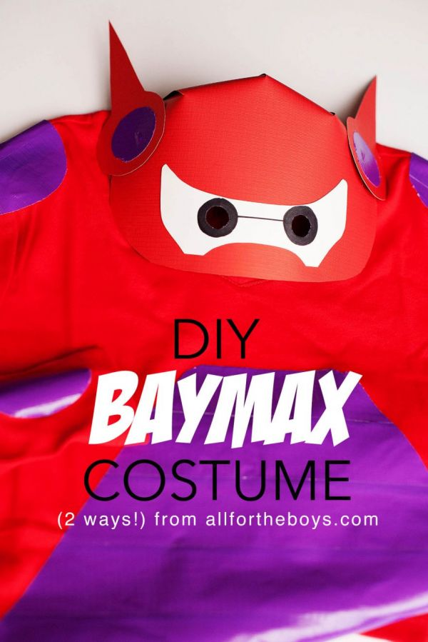 10 Do It Yourself Craft Tutorials Inspired By Big Hero 6