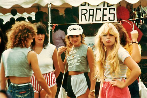 1980s the real clothing styles wornteen girls in the 1980s - neatorama