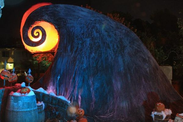 The Nightmare Before Christmas Halloween Party - Neatorama