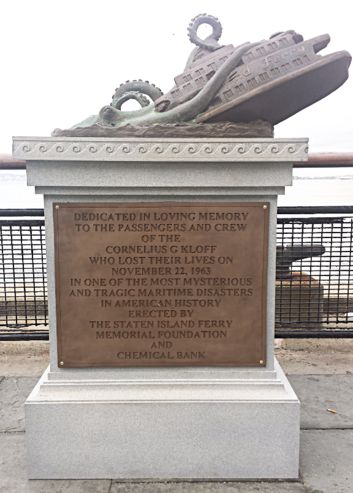 The Staten Island Ferry Disaster Memorial Museum
