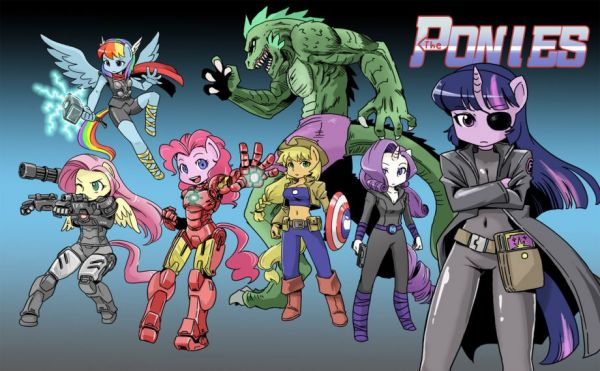 ponies