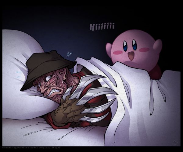 Kirby vs Nightmare - Final Destination -