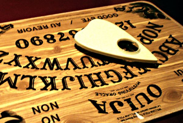 The Spooky Science Behind Ouija Boards
