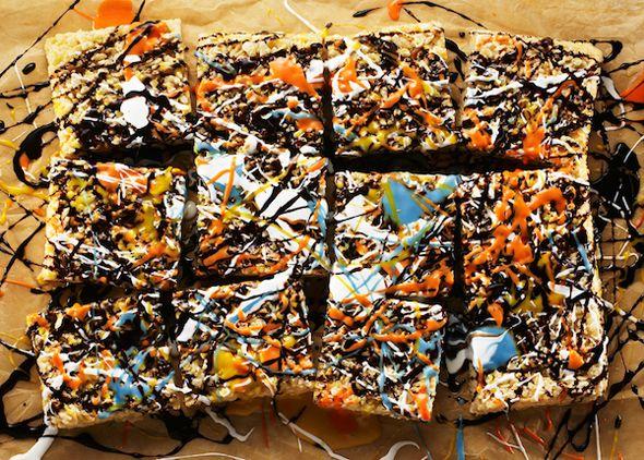 Desserts Inspired by Modern Art - Neatorama