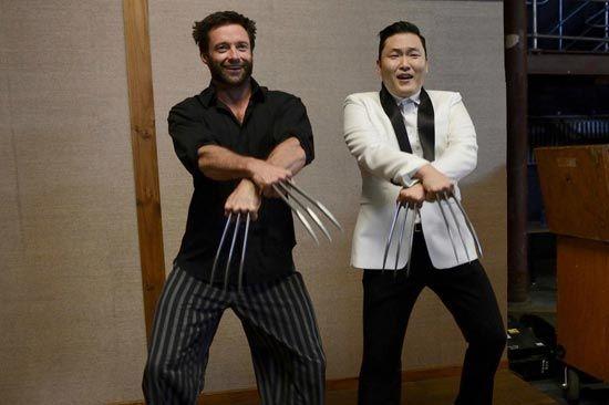 Gangnam Style Wolverine