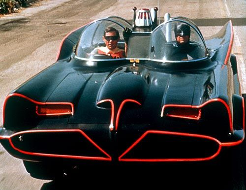 Batmobile